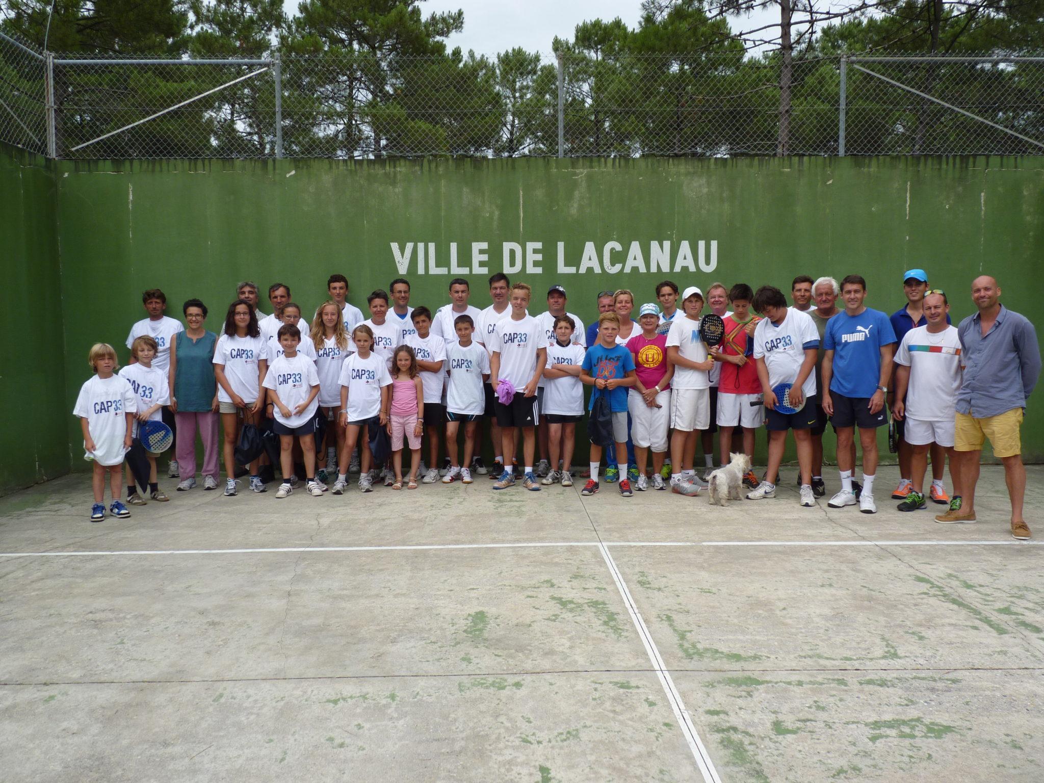 Tournoi de Lacanau du 27 Juillet 2013
