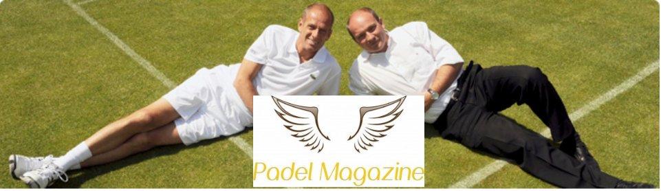 Padel Magazine : Administração do Padel Master em Madri