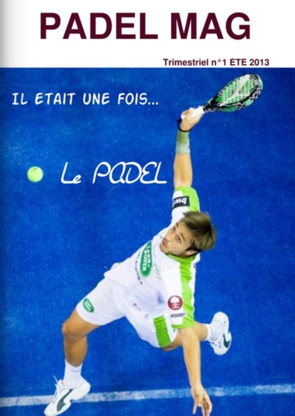 Padel Magazine - França Padel - N ° 1