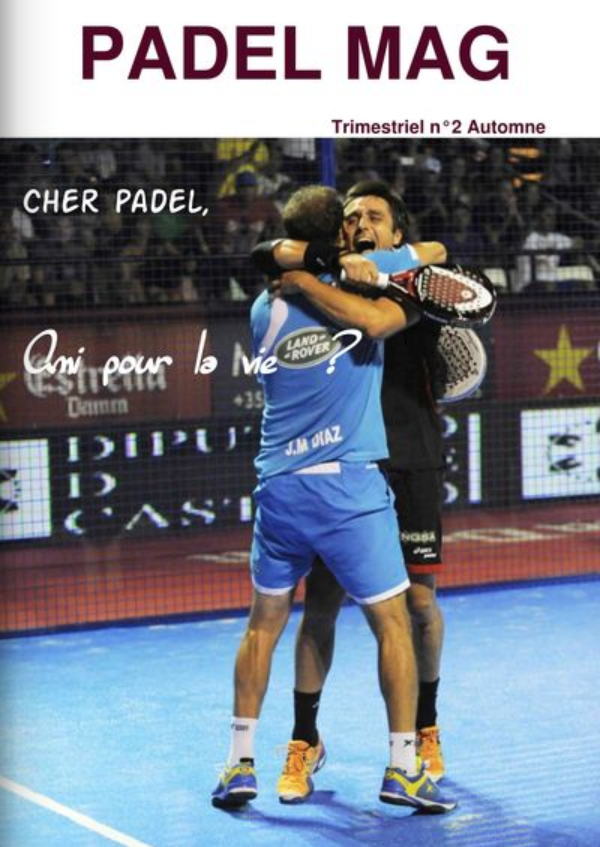 Padel Magazine - França Padel - N ° 2