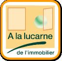 logotipo imobiliário alalucarne