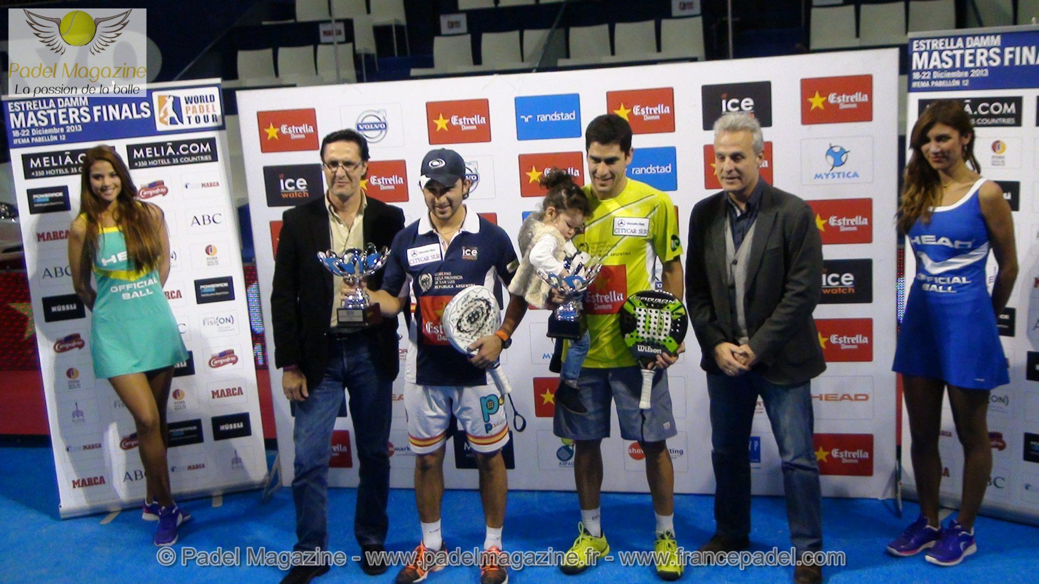 Sanyo et Maxi : De magnifiques champions !