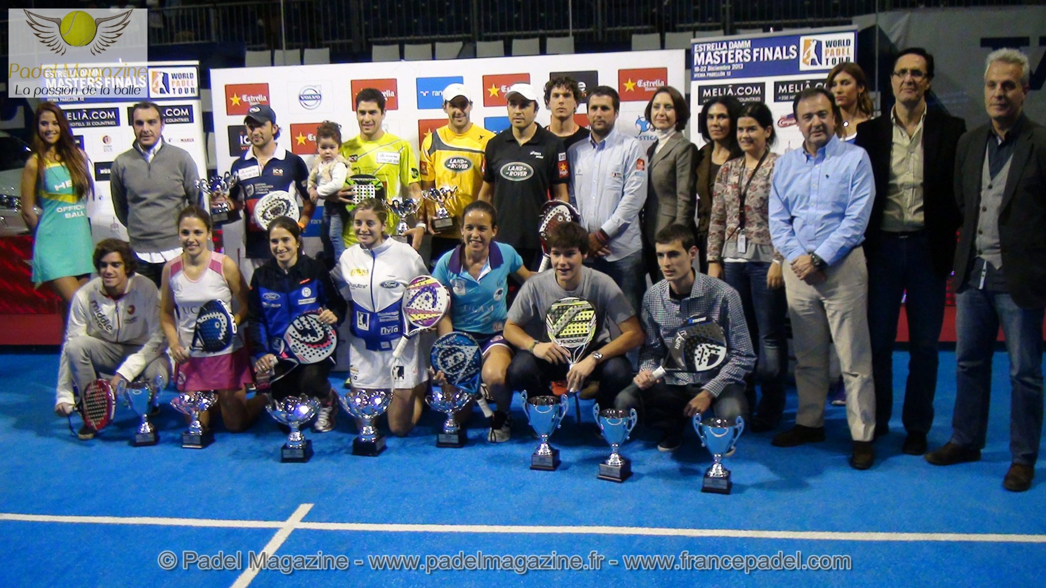 Finalistes des Masters 2014