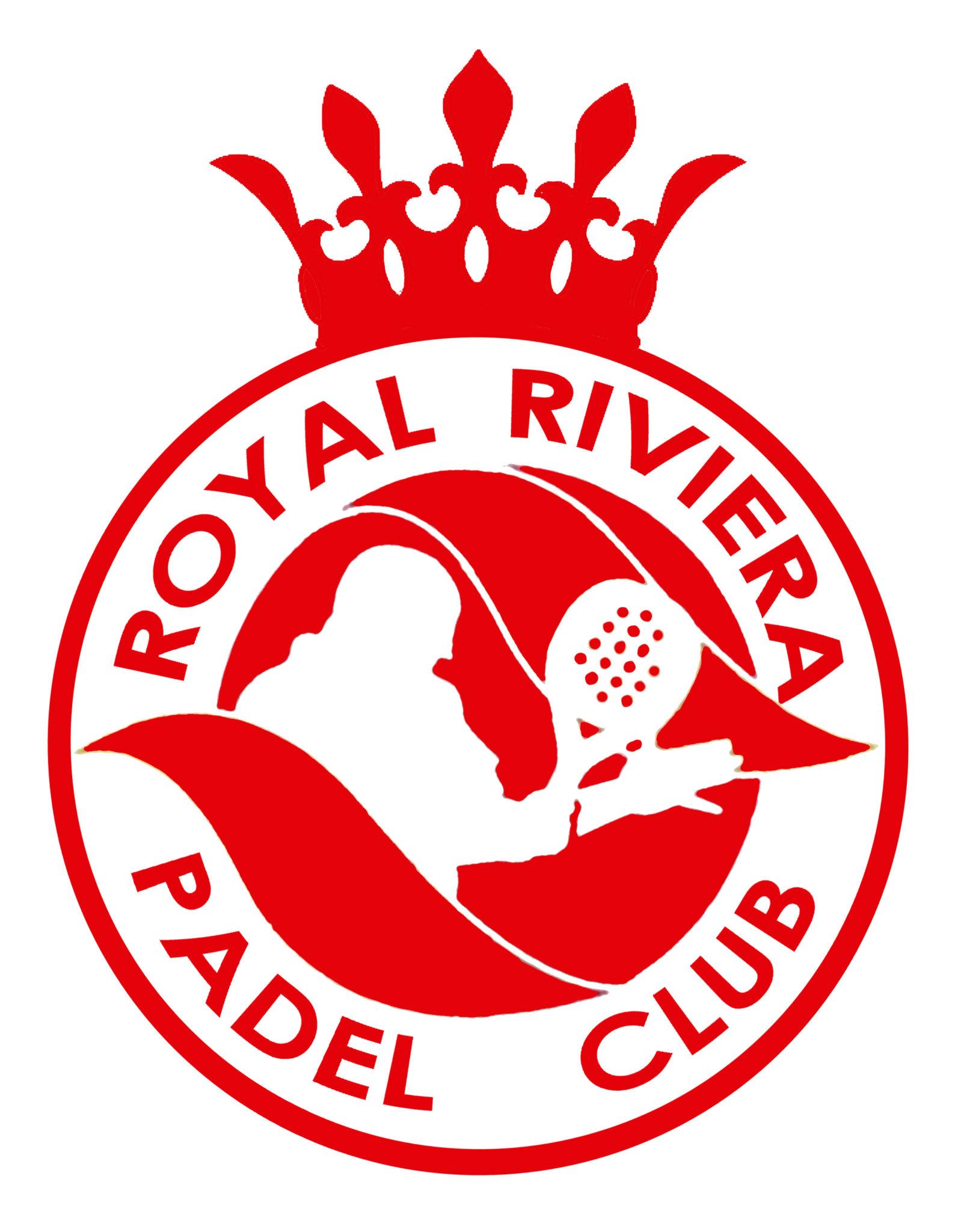Le logo du club de padel