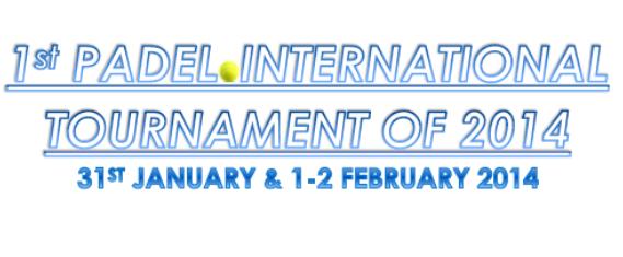 Tournoi de Padel International à Girone