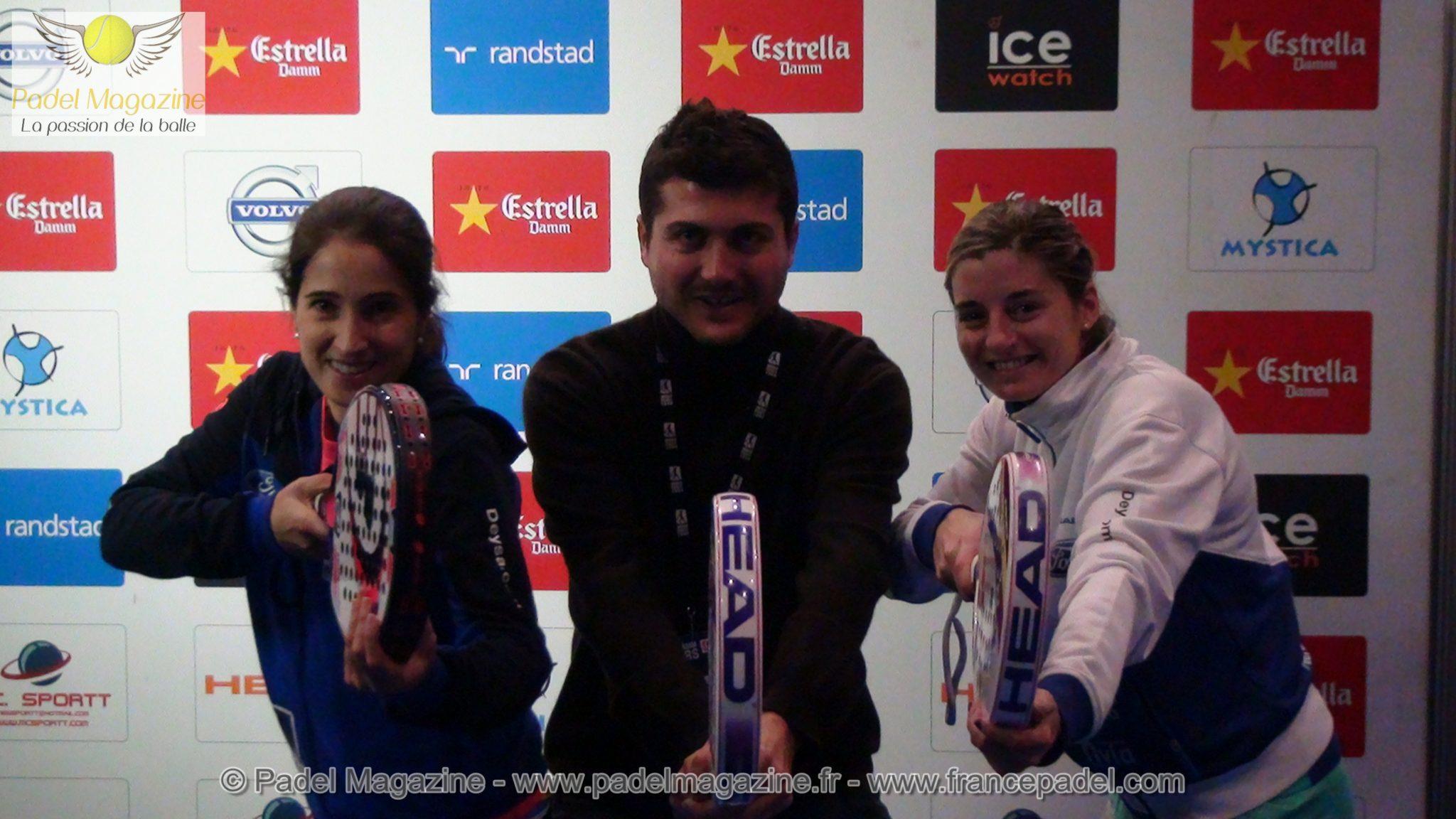 Interview des vainqueurs du Masters 2O13