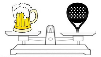 The whole truth about padel and beer!