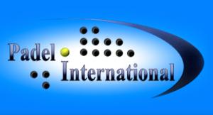 logo - azul - Padelinternational