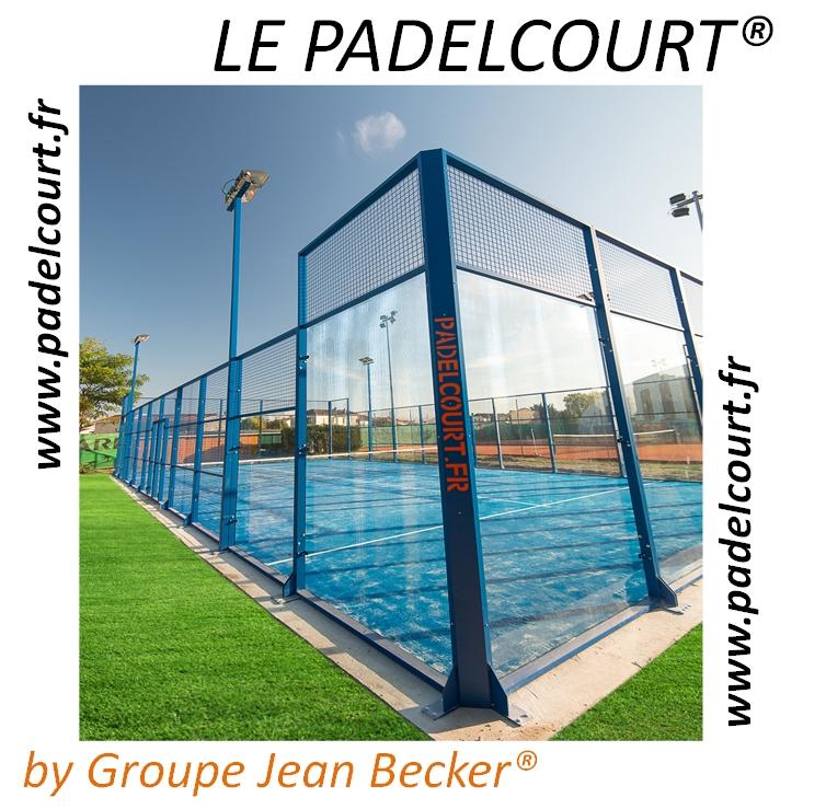 Groupe Jean Becker PadelCourt