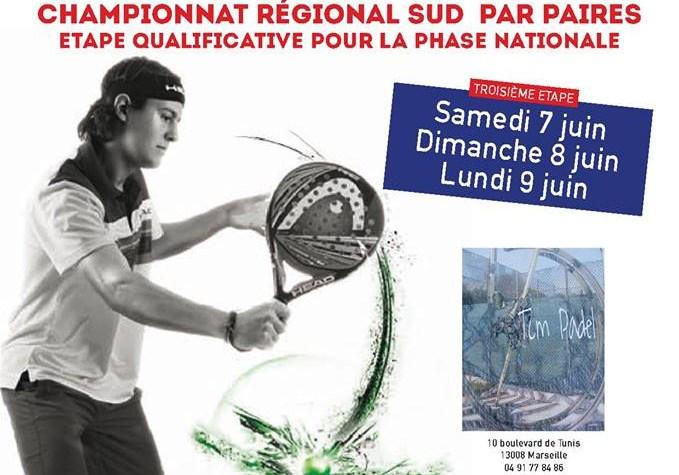 Tournoi de padel du TC Marseille
