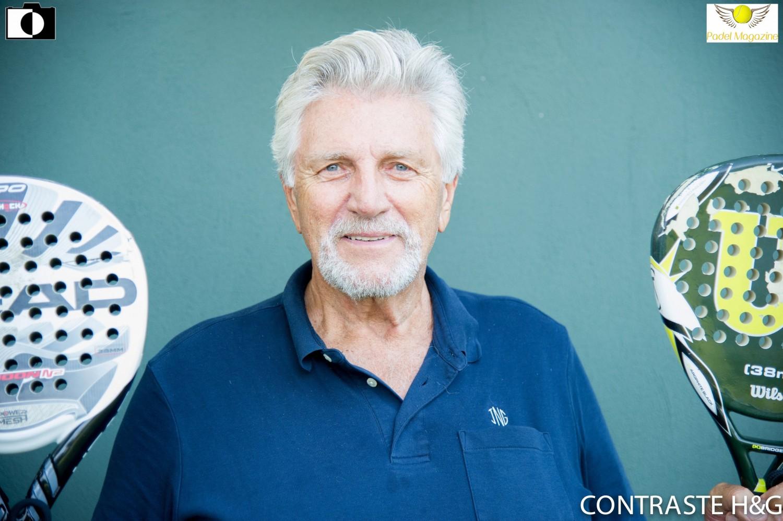 Jean-Noel Grinda : 37e joueur français à 83 ans