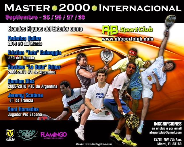 Miami tournoi padel