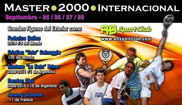 Master 2000 International à Miami