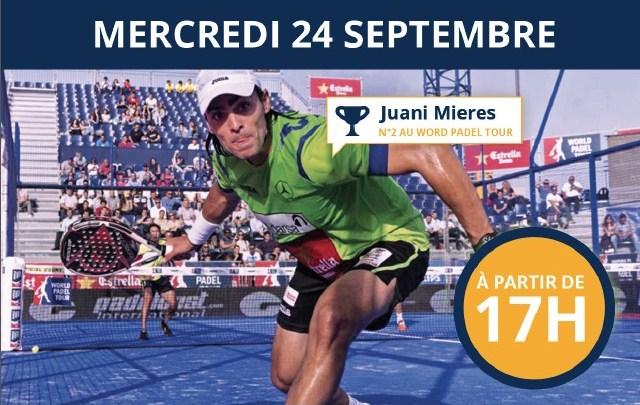 Mieres à Lille le 24/09 : Une réalité !
