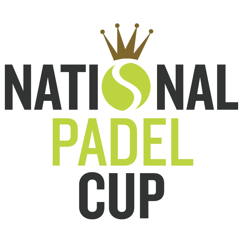 original Logo National Padel Cup