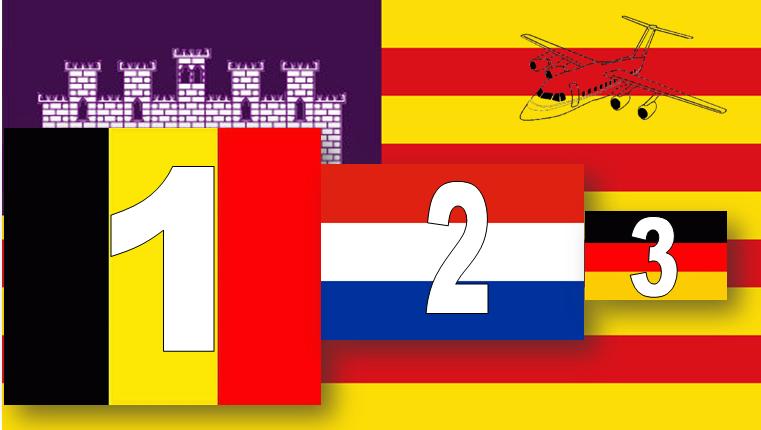 Belgique, Pays-Bas et Allemagne qualifiées pour les Championnats du Monde