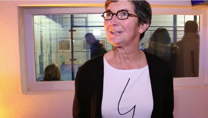 """Valérie Fourneyron : """"Le Padel un sport d'avenir"""""""