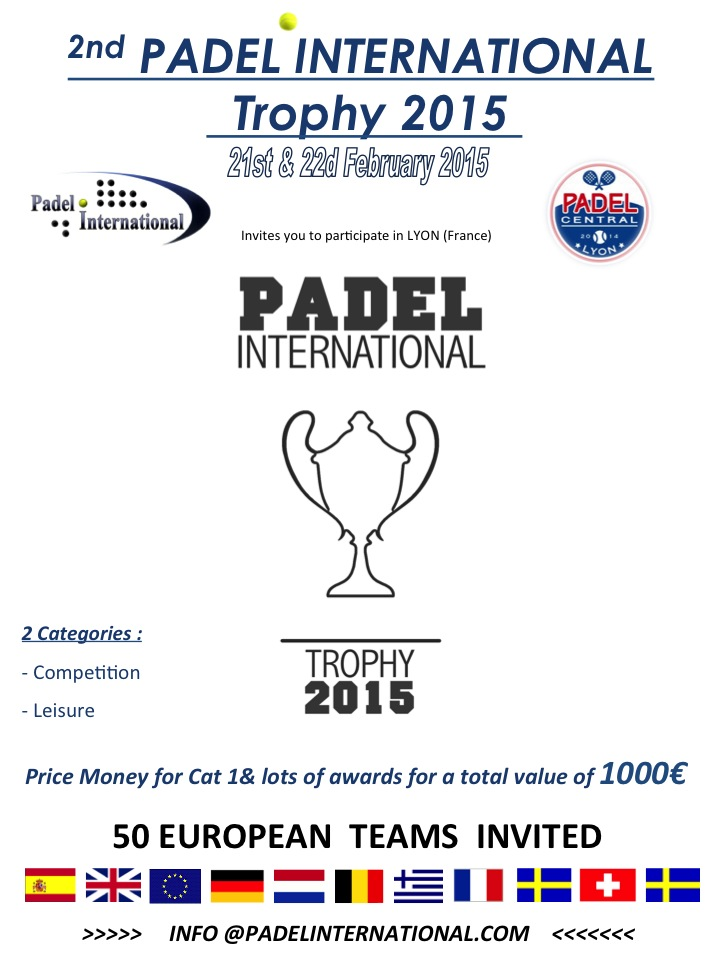 Padel International Trophy
