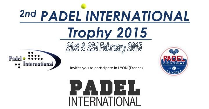 Le Padel 国際トロフィー2015