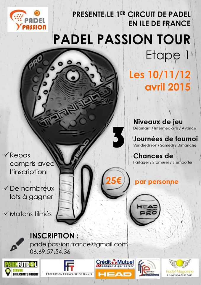 Padel Passion Tour