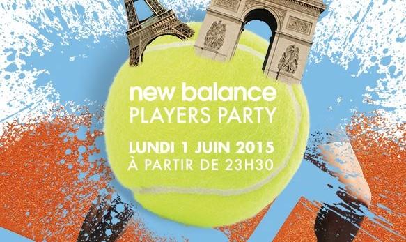 Soirée Players Party – Duplex – Roland Garros Padel/Tennis