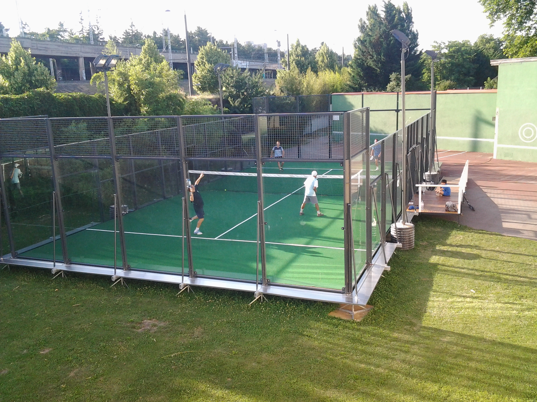 eps padel club lyon tennis