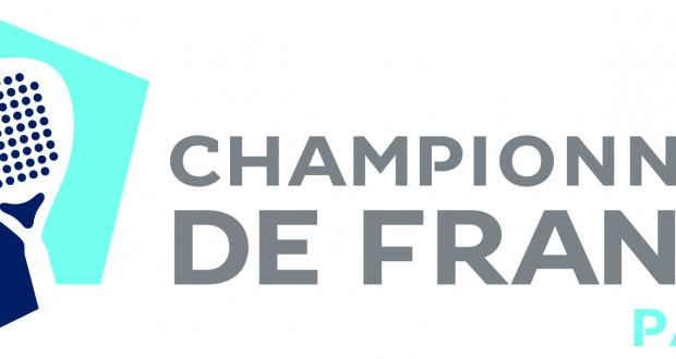 Logo championnats de France padel FFT