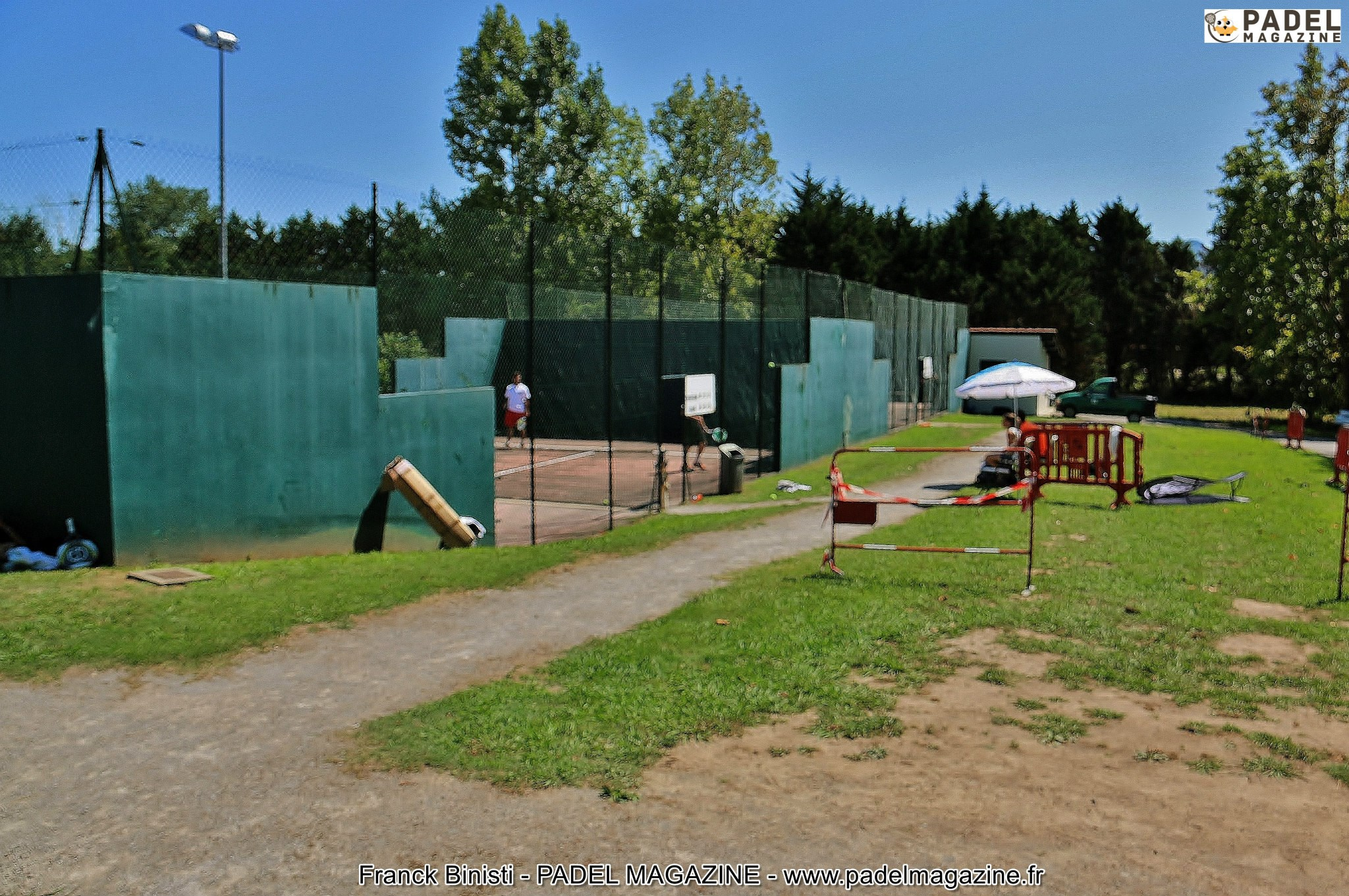 Tennis Club Luzien Padel