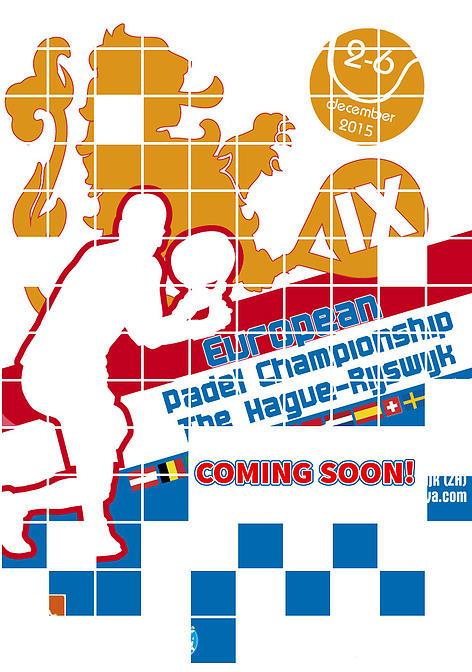 Résultats des championnats d'Europe de padel 2015