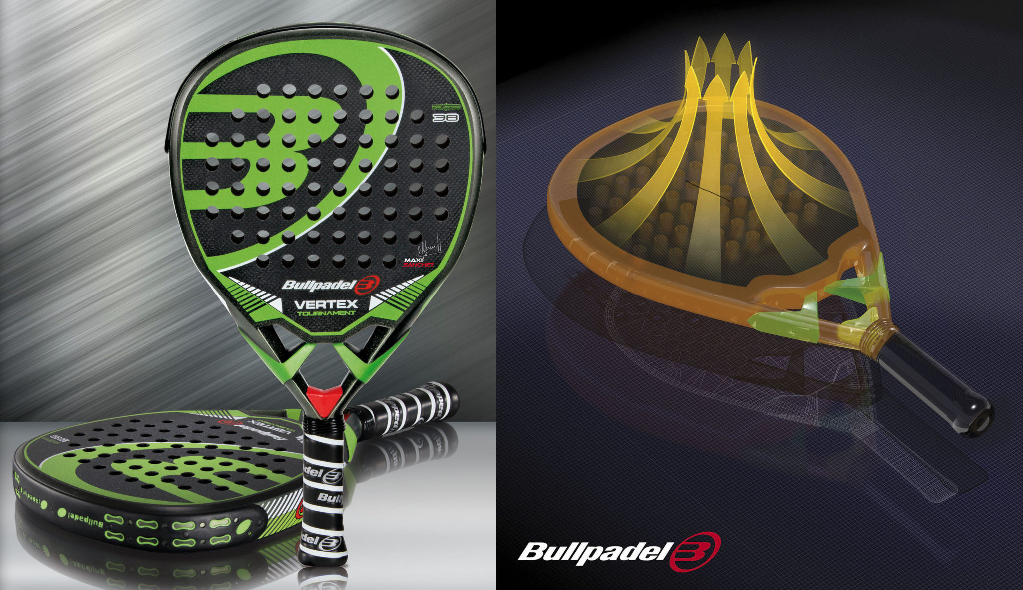 VERTEX DE BULLPADEL
