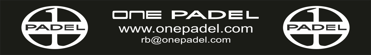 One padel contact