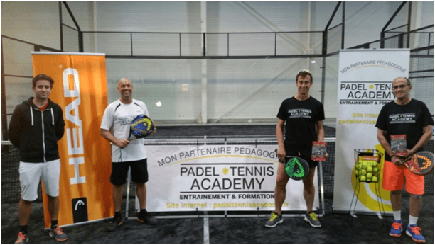 padle tennis academy
