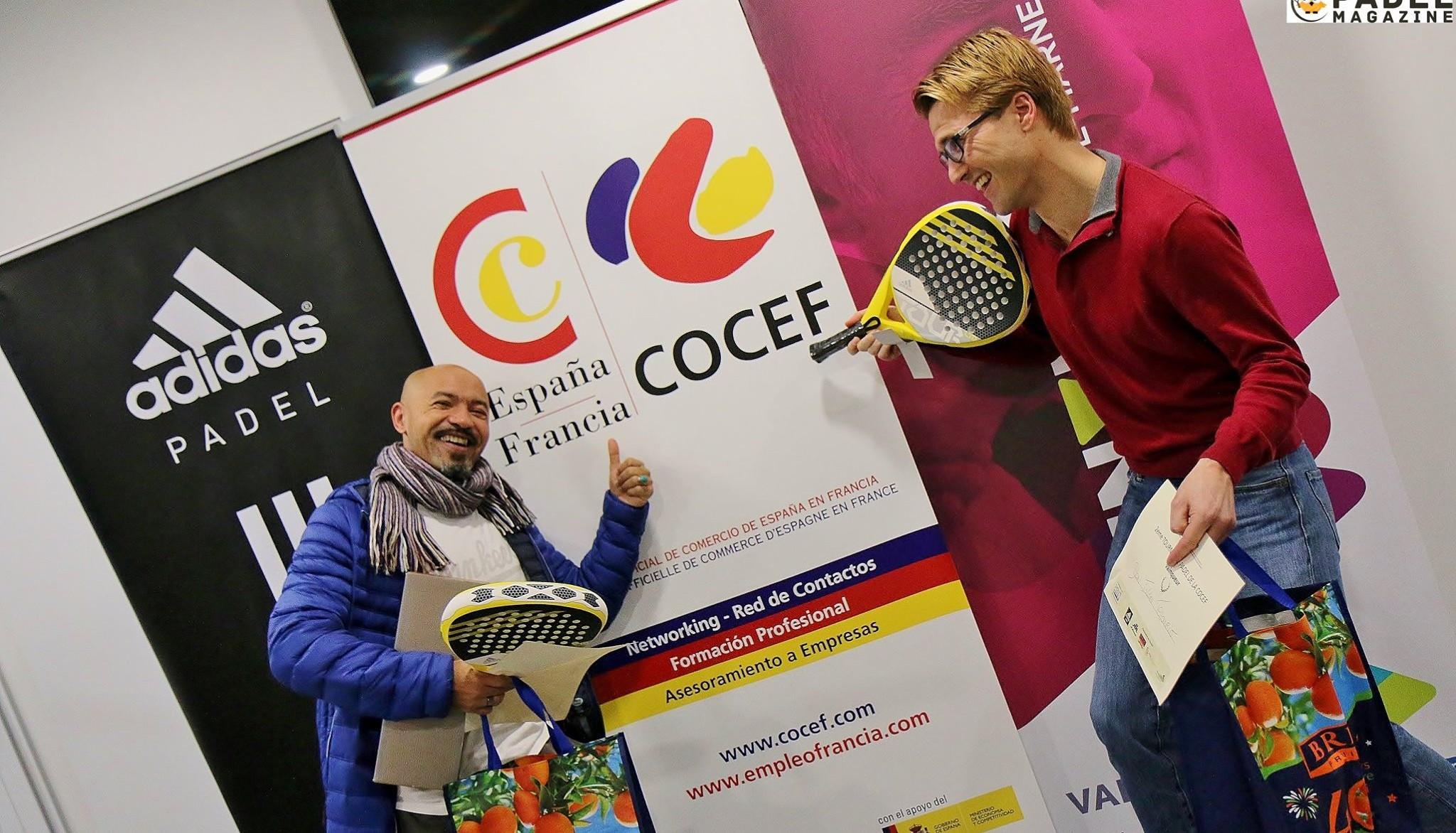 "La COCEF veut transformer ""l'essai padel"""