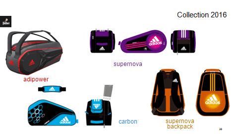 Material adidas bags