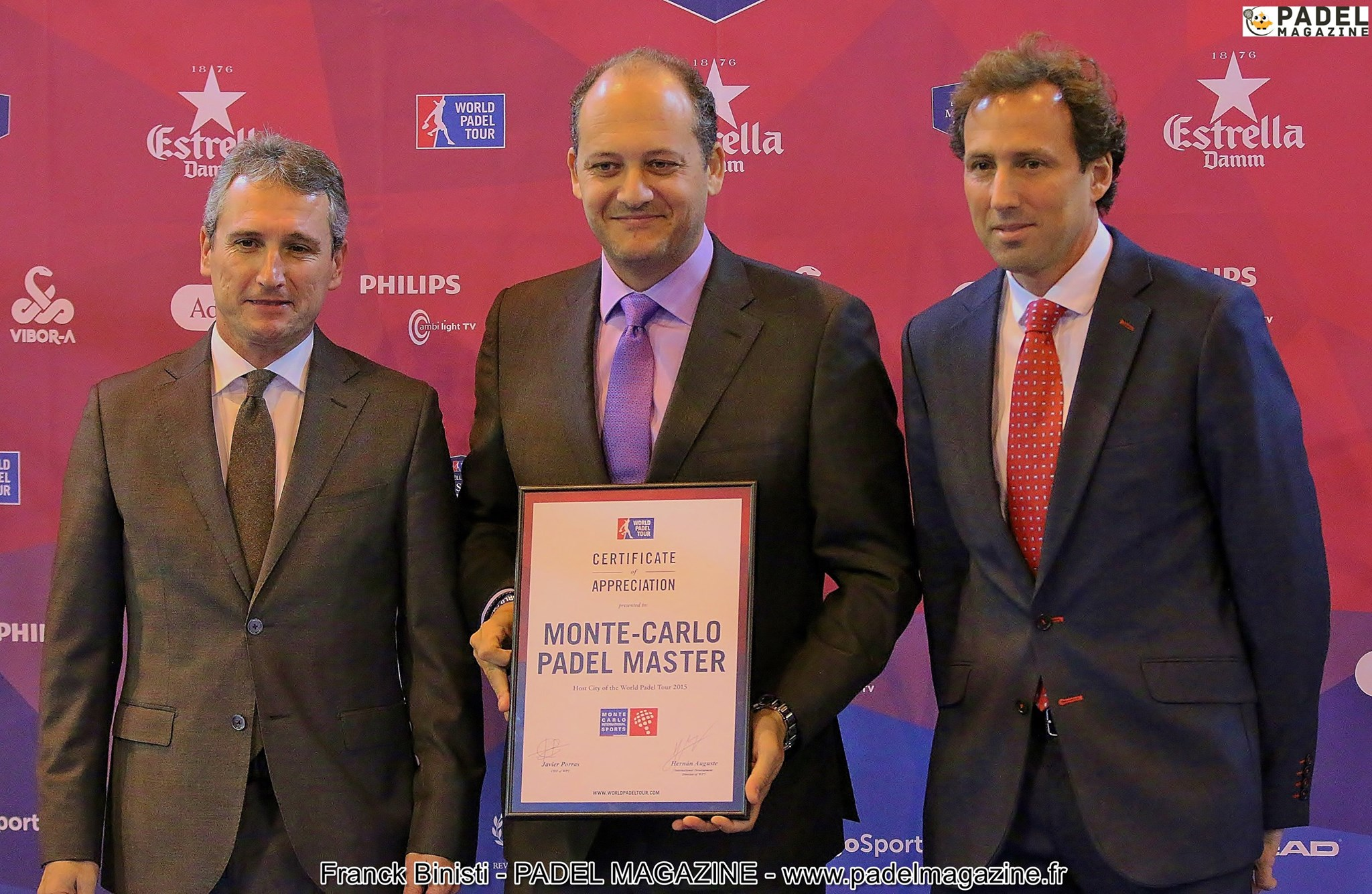 Le Monte Carlo Padel Master confirme son étape féminine