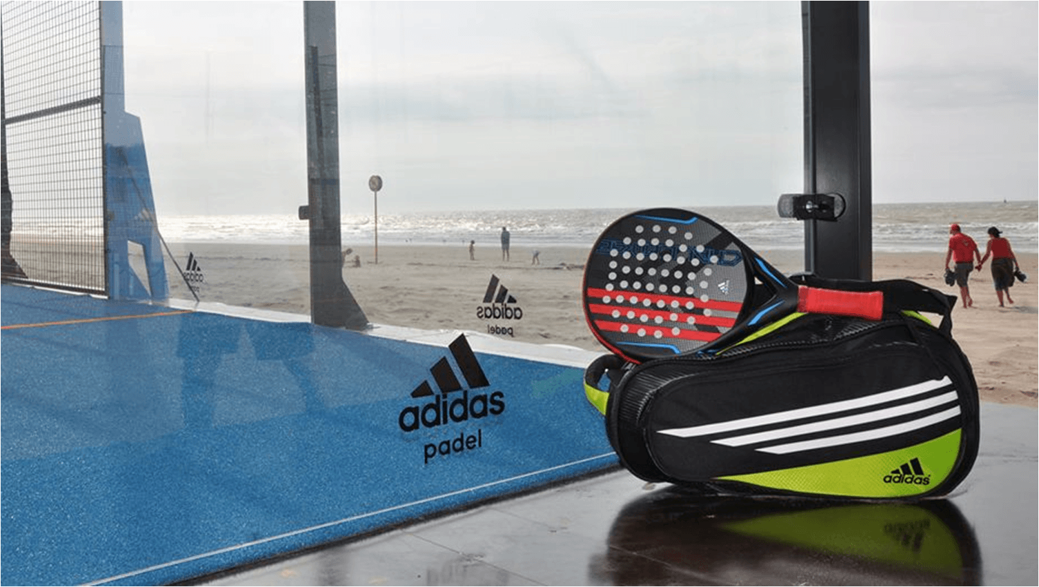 "L'International Padel Day by Adidas : ""l'énorme potentiel du padel"""