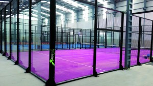 quadra de padel Range_advance