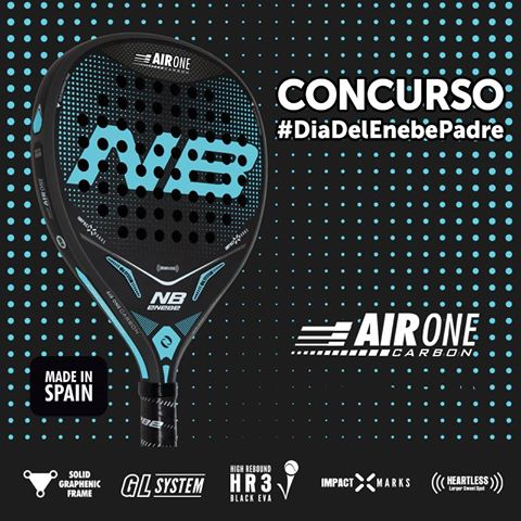 Enebe air one padel
