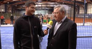 Pierre Doumayron, Président de la ligue Midi-Pyrénées et Vice-président de la FFT chargé des Rassemblements Fédéraux
