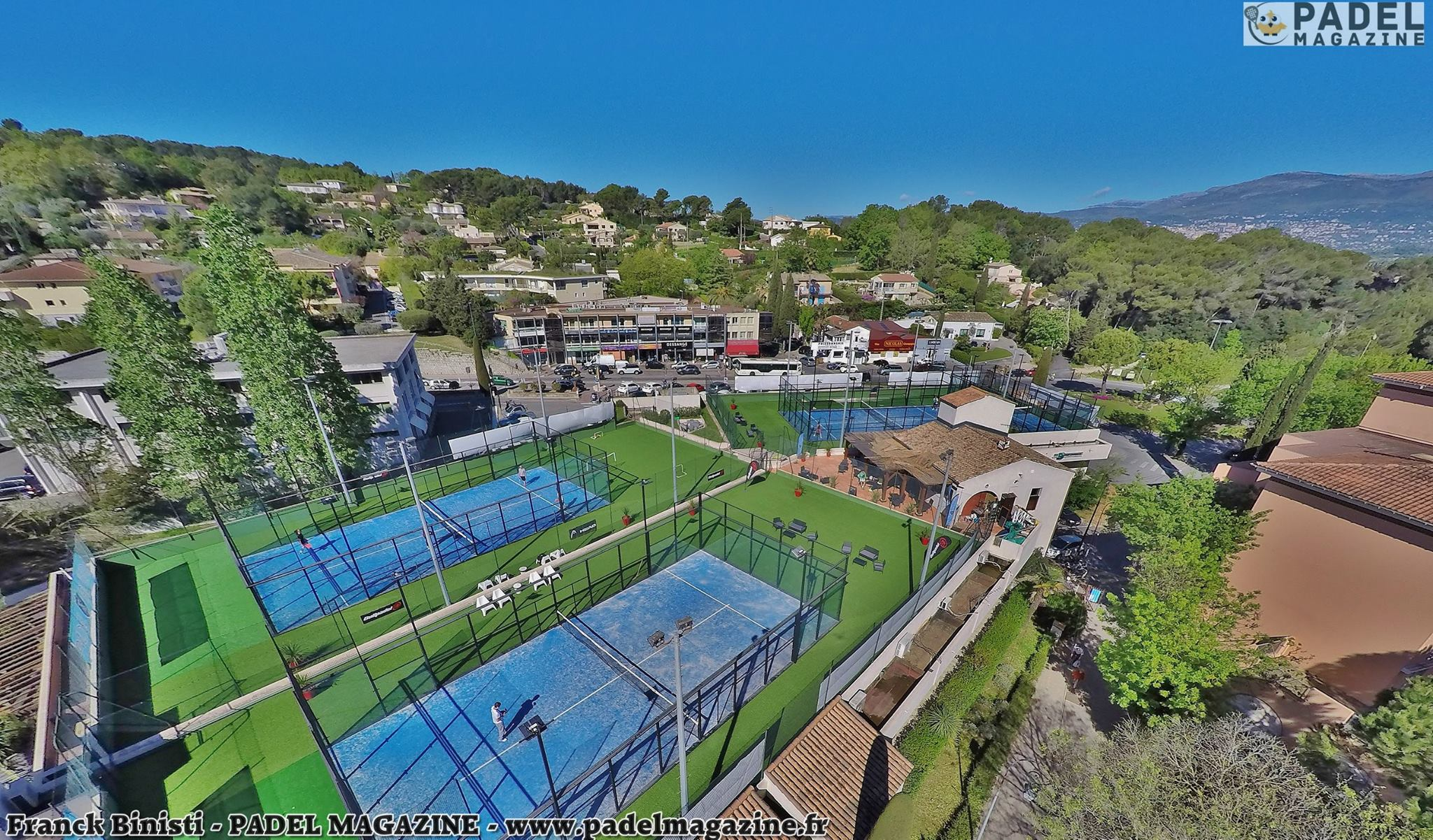 P1000 Women - Open Padel Riviera Mougins