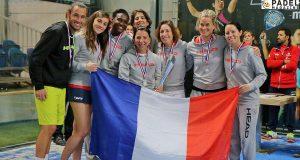 équipe de france femmes 2015
