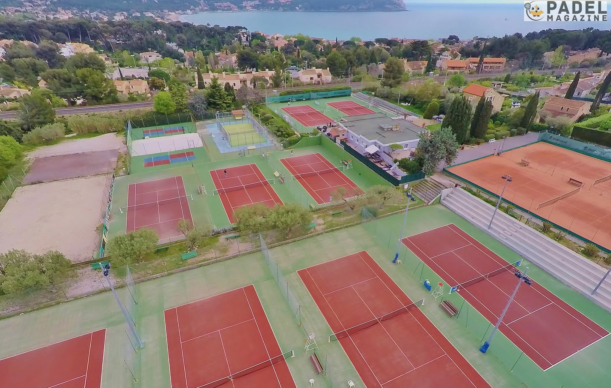 "The Tennis Club Saint Cyrien: ""one of the padel pioneers"""