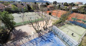 tennis club marseille padel