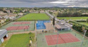 tennis club tarascon padel