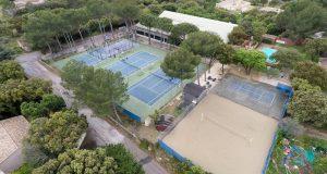 tennis forever nîmes padel