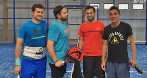 National Padel Cup le padel club bois d'arcy