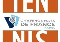 logo championnats de France de padel