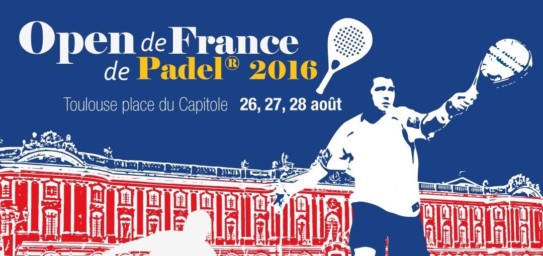 L'Open de France de padel proposera une grande fête