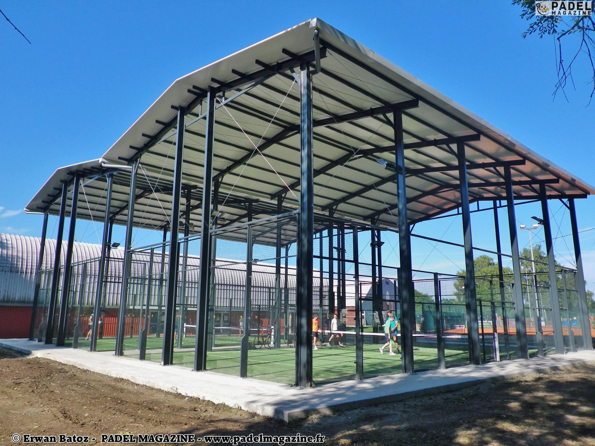 Le Tennis Club de Pau se lance dans le padel