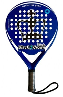 Raquete de paddle BLACK CROWN DARK
